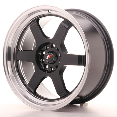 JR12 Gloss Black